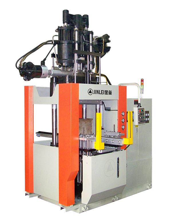 JLL立式橡胶注射成型机-常规系列