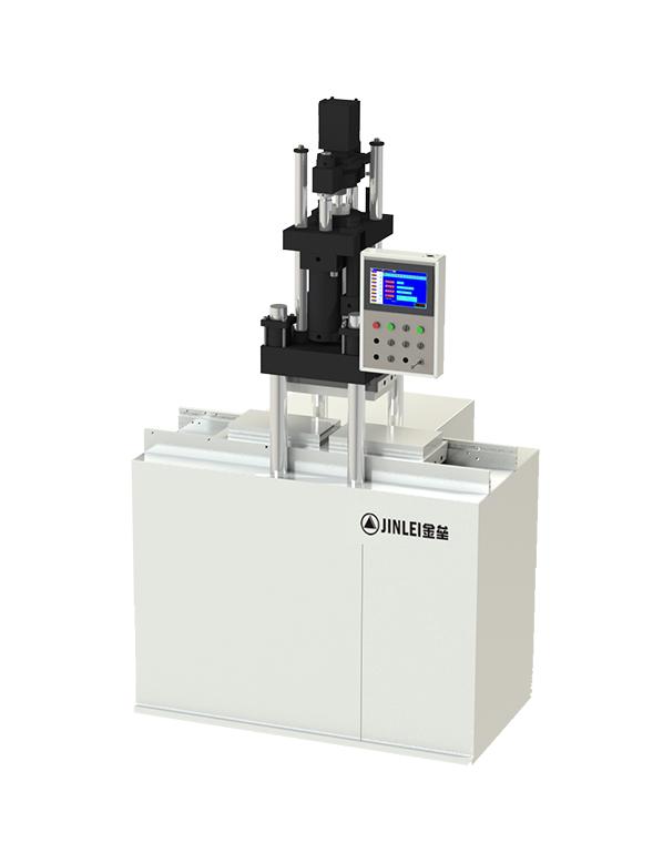 JLS双滑轨液态硅橡胶注射成型机