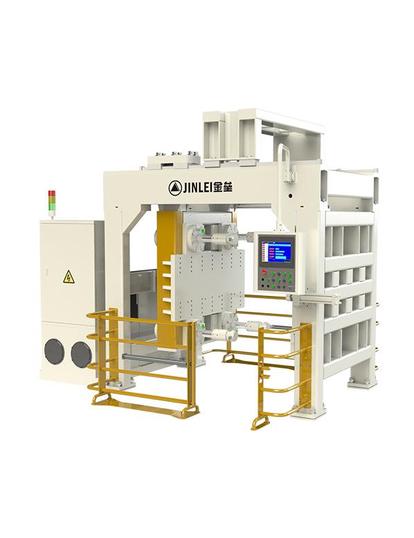 JLH液态硅胶合模机