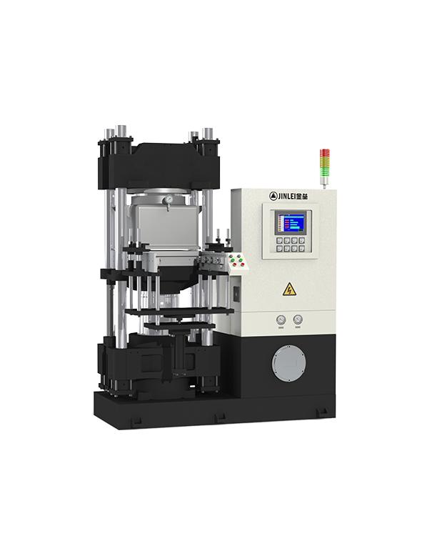JLZ单工位真空平板硫化机